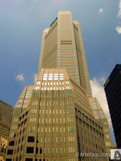 Stock photo of 1 Mellon Center - Pittsburgh, Pennsylvania