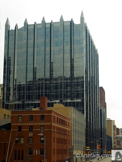 Stock photo of 6 PPG Place - Pittsburgh, Pennsylvania - July, 2008 - 00