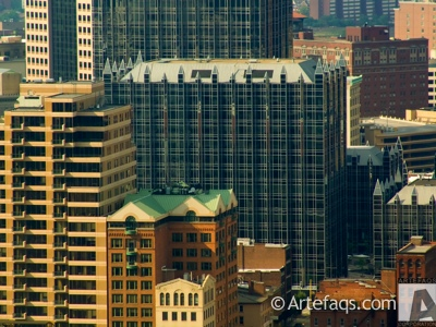 Photograph of 6 PPG Place - Pittsburgh, Pennsylvania