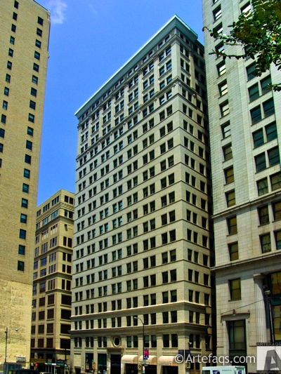 Stock photo of Allegheny Building - Pittsburgh, Pennsylvania