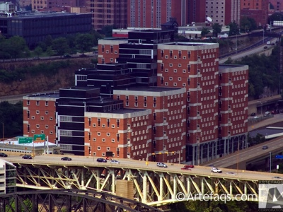 Photograph of Allegheny County Jail - Pittsburgh, Pennsylvania