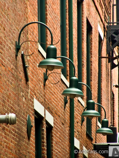 Photograph of Alley - Pittsburgh, Pennsylvania