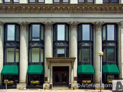 Stock photo of Benedum-Trees Building - Pittsburgh, Pennsylvania