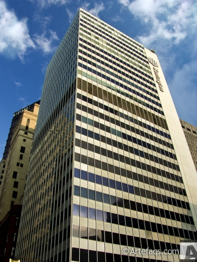 Stock photo of Centre City Tower - Pittsburgh, Pennsylvania
