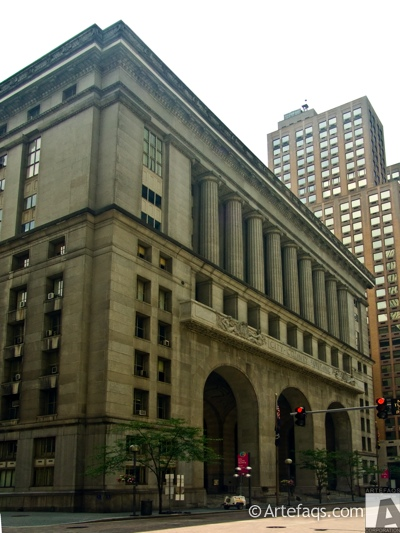 Photograph of City-County Building - Pittsburgh, Pennsylvania