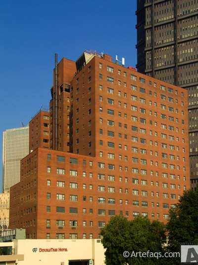 Stock photo of Doubletree Hotel and Suites Pittsburgh City Center - Pittsburgh, Pennsylvania