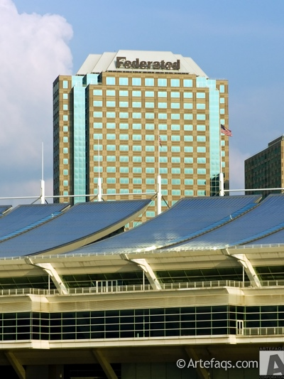 Stock photo of Federated Tower - Pittsburgh, Pennsylvania