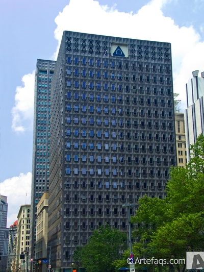 Stock photo of FHLBank Building - Pittsburgh, Pennsylvania