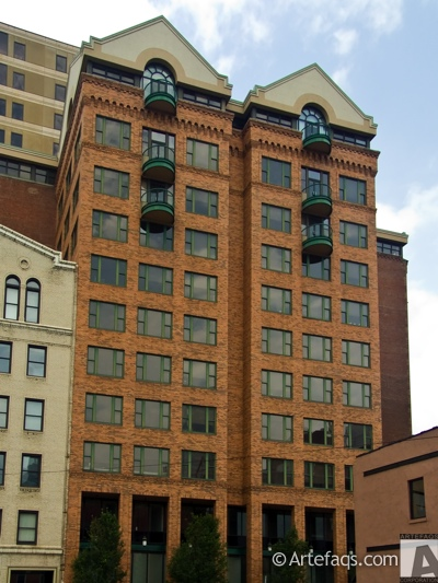 Stock photo of First and Market Building - Pittsburgh, Pennsylvania