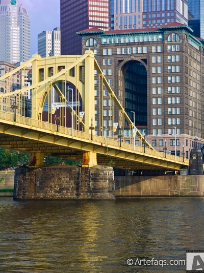 Stock photo of Fulton Building - Pittsburgh, Pennsylvania