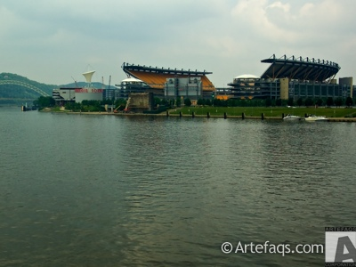 Stock photo of Heinz Field - Pittsburgh, Pennsylvania