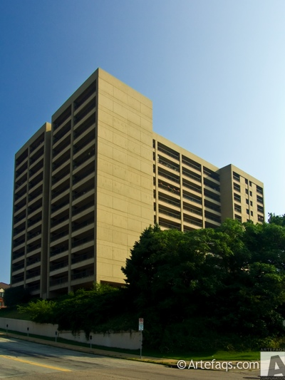 Photograph of K. Leroy Irvis Towers - Pittsburgh, Pennsylvania