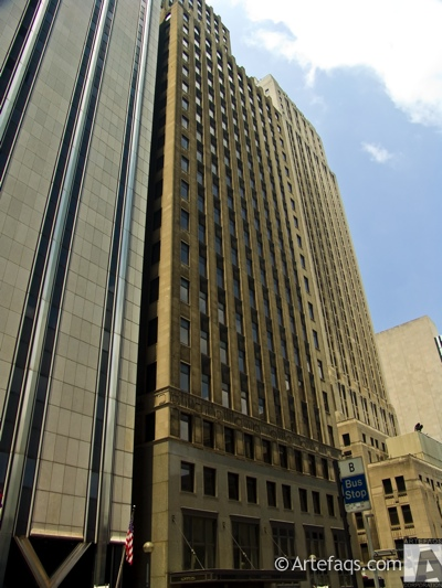 Stock photo of Koppers Building - Pittsburgh, Pennsylvania