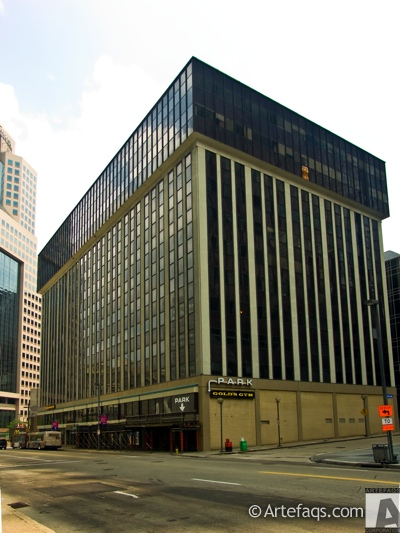 Stock photo of Kossman Building - Pittsburgh, Pennsylvania