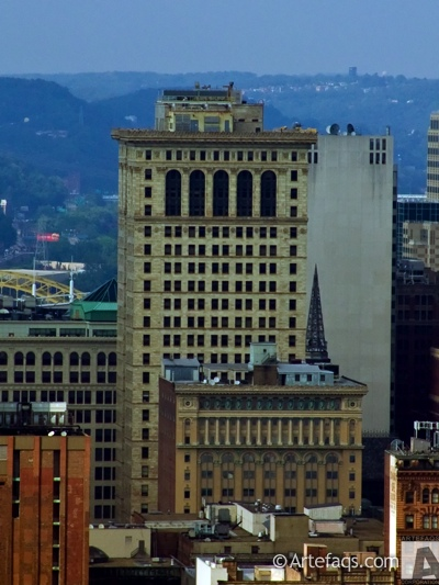 Stock photo of Oliver Building - Pittsburgh, Pennsylvania