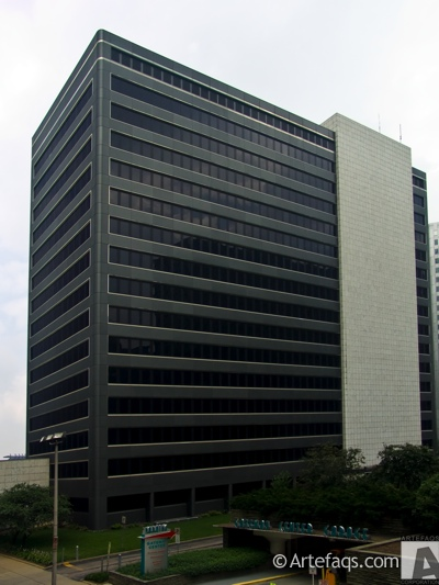 Photograph of Pittsburgh State Office Building - Pittsburgh, Pennsylvania