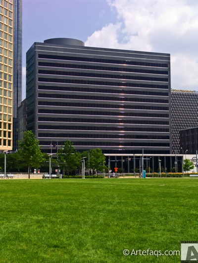 Stock photo of Pittsburgh State Office Building - Pittsburgh, Pennsylvania