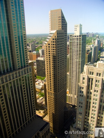 Stock photo of 1 Magnificent Mile  - Chicago, Illinois