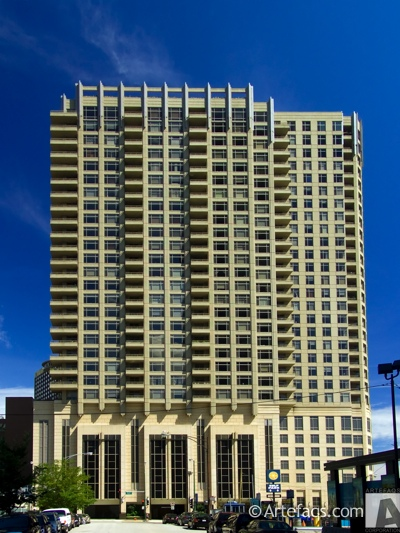Stock photo of 530 North Lake Shore Drive - Chicago, Illinois -