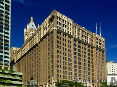 Stock photo of 680 North Lake Shore Drive - Chicago, Illinois -