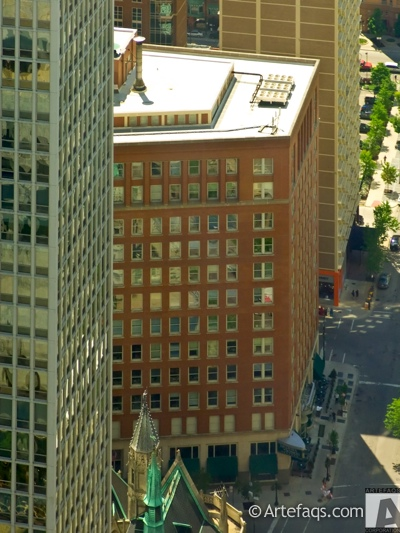 Photograph of America-Fore Building  - Chicago, Illinois