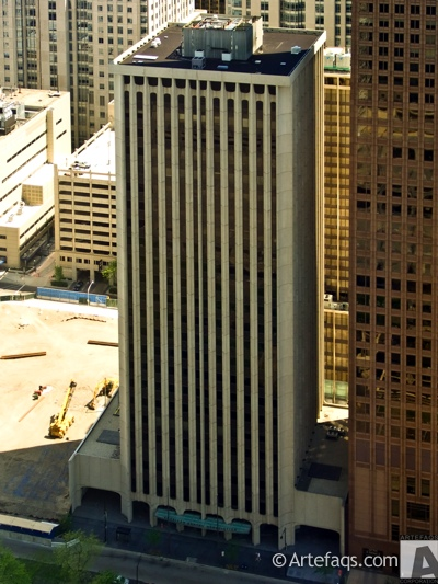 Photograph of American Dental Association Building  - Chicago, Illinois
