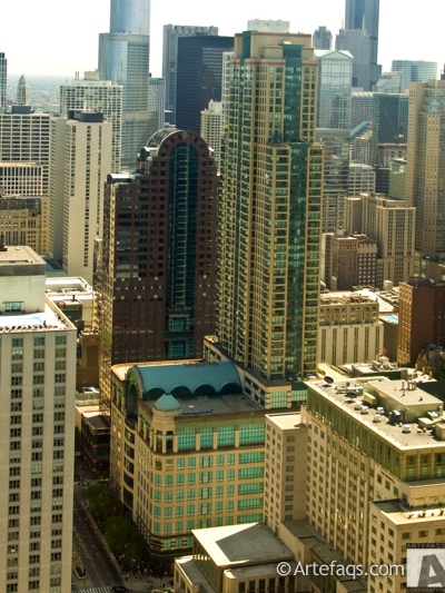 Stock photo of Chicago Place  - Chicago, Illinois