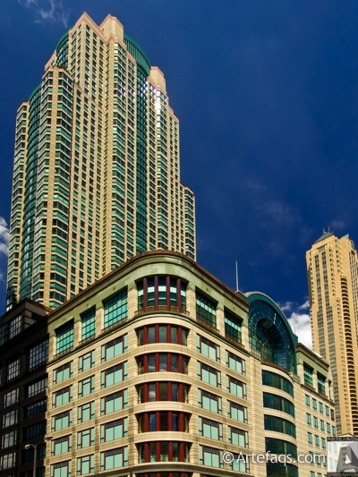 Stock photo of Chicago Place - Chicago, Illinois -