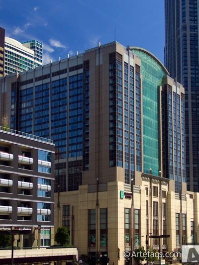 Stock photo of Embassy Suites Lakefront - Chicago, Illinois -