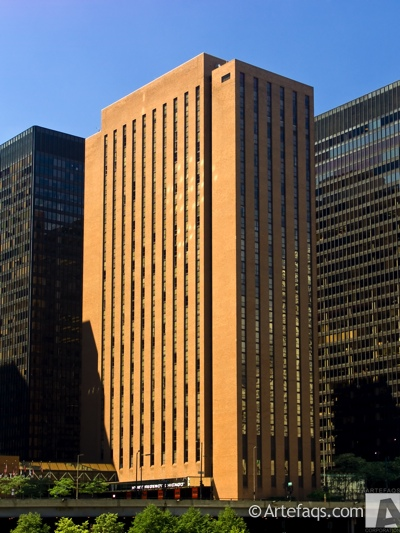 Stock photo of Hyatt Regency Tower I - Chicago, Illinois -