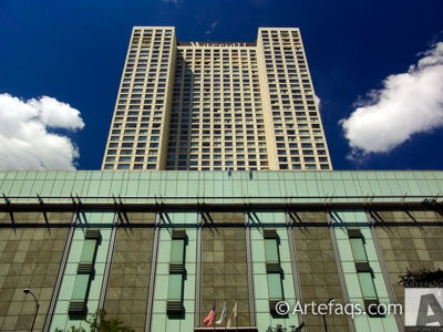 Stock photo of Marriott Chicago Downtown Magnificent Mile - Chicago, Illinois -
