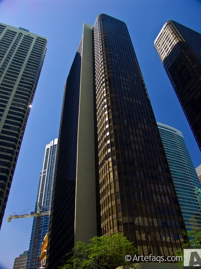 Photograph of McClurg Court Center Tower A - Chicago, Illinois -