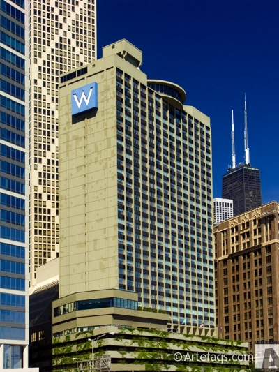 Stock photo of W - Chicago Lakeshore - Chicago, Illinois -