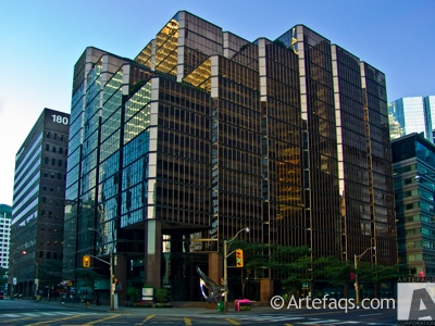 Stock photo of 70 University Avenue - Toronto, Ontario