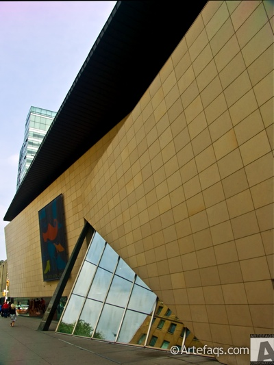 Stock photo of Bata Shoe Museum - Toronto, Ontario