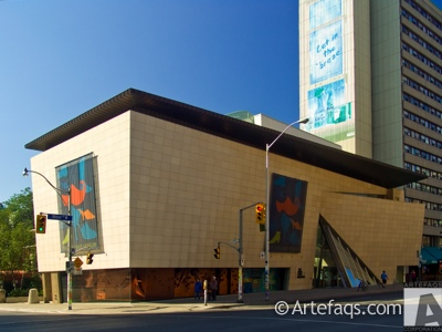 Photograph of Bata Shoe Museum - Toronto, Ontario