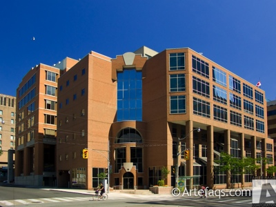 Photograph of College of Physicians and Surgeons of Ontario - Toronto, Ontario