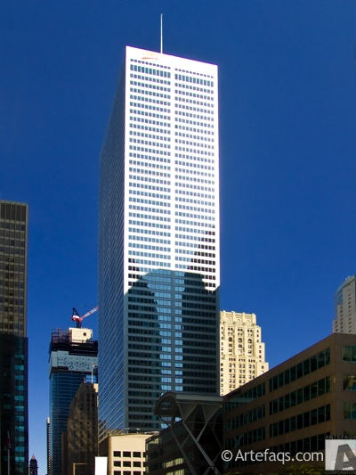 Stock photo of Commerce Court West - Toronto, Ontario