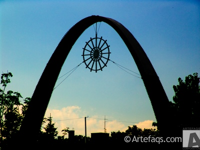 Stock photo of Dufferin Arch - Toronto, Ontario