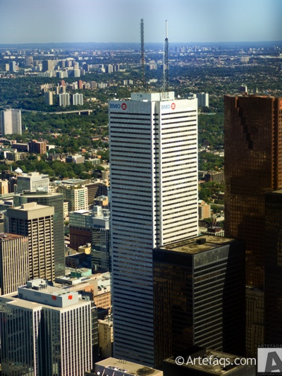 Stock photo of First Canadian Place - Toronto, Ontario
