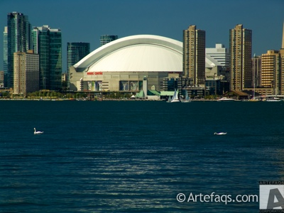 Stock photo of Rogers Centre - Toronto, Ontario