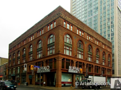 Stock photo of Ryrie Building - 229 Yonge Street - Toronto, Ontario
