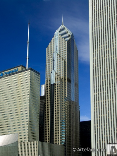Stock photo of 2 Prudential Plaza - Chicago, Illinois