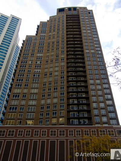 Photograph of 1111 South Wabash Street - Chicago, Illinois