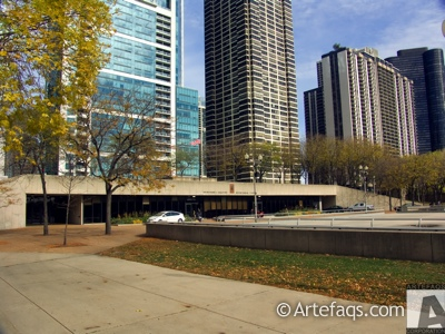 Photograph of Daley Bicentennial Plaza - Chicago, Illinois