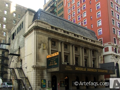 Photograph of Merle Reskin Theatre - Chicago, Illinois