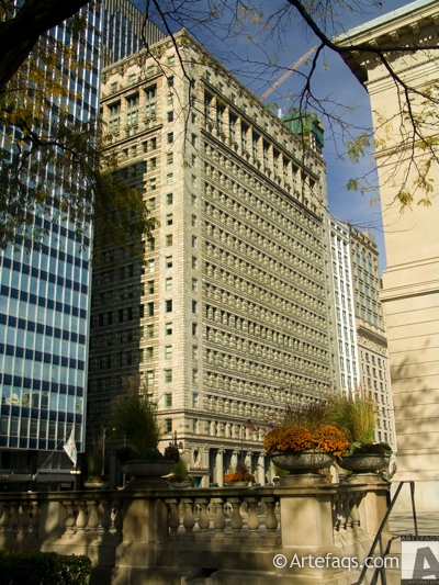 Stock photo of Peoples Gas Company Building - Chicago, Illinois