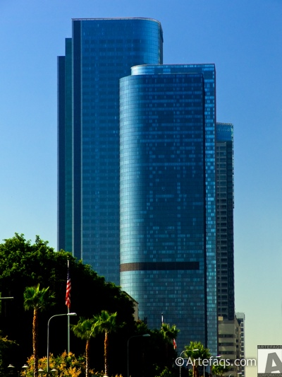 Stock photo of 1 California Plaza - Los Angeles, California