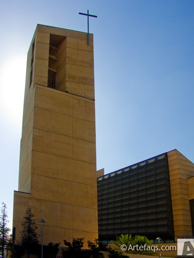 Stock photo of Cathedral of Our Lady of the Angels - Los Angeles, California
