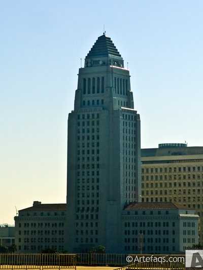 Photograph of City Hall - Los Angeles, California